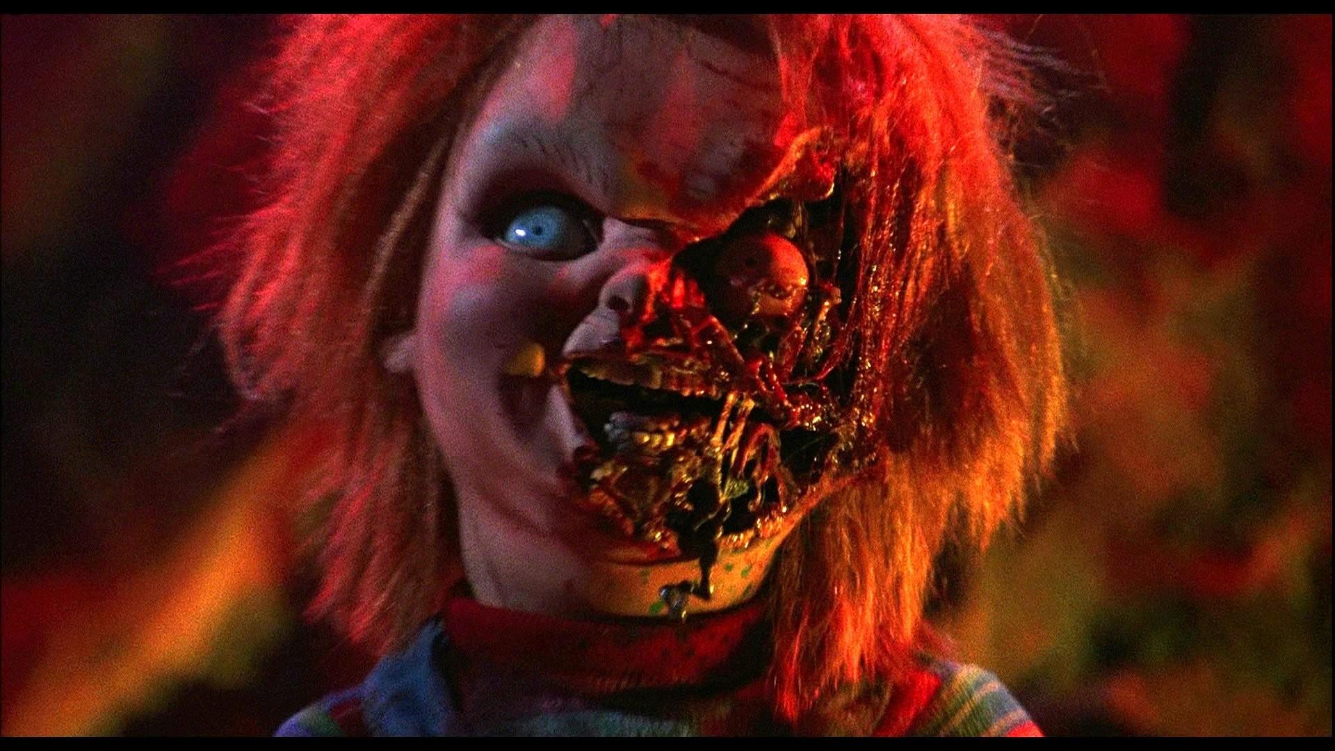 Play Chucky Dark Horror Creepy Scary 35 Wallpaper Background   HD .