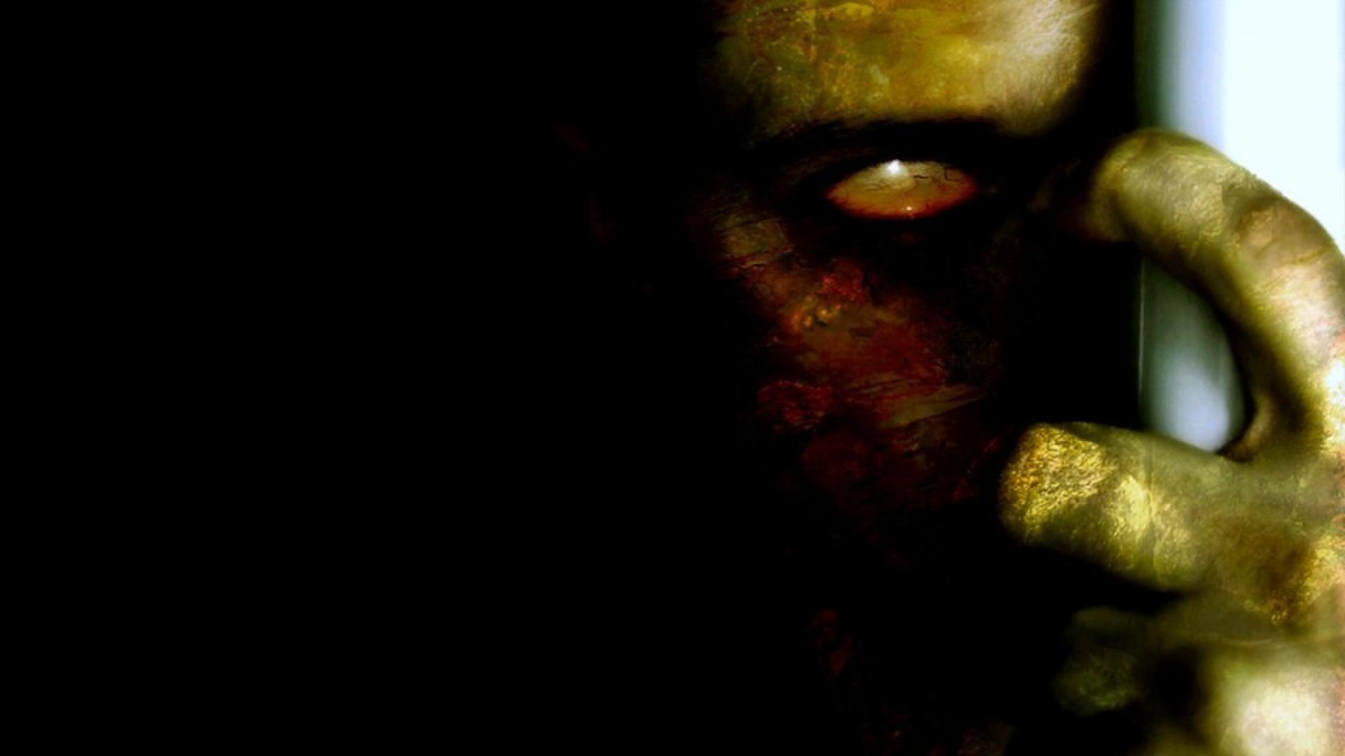 Zombie Horror Fantasy Scary Wallpaper At Dark Wallpapers