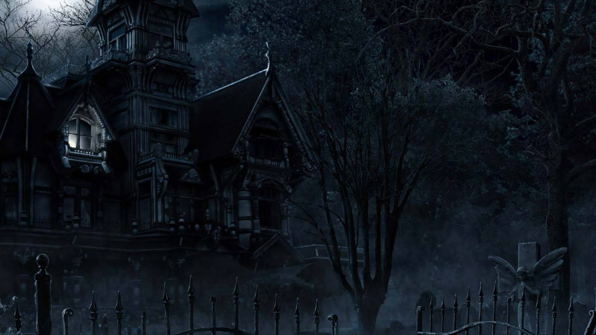 Free download halloween wallpaper HD.