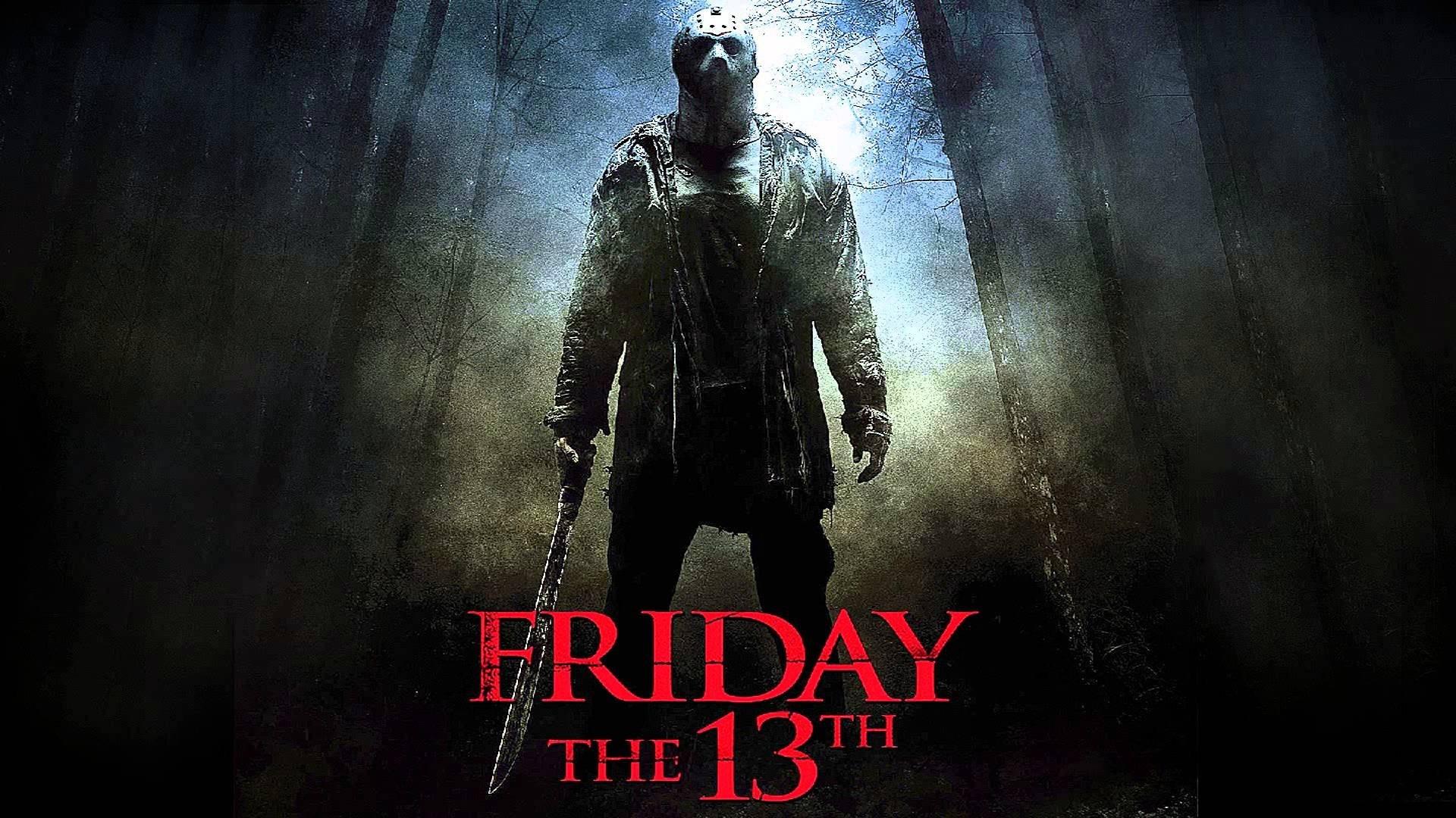 FRIDAY 13TH dark horror violence killer jason thriller fridayhorror .