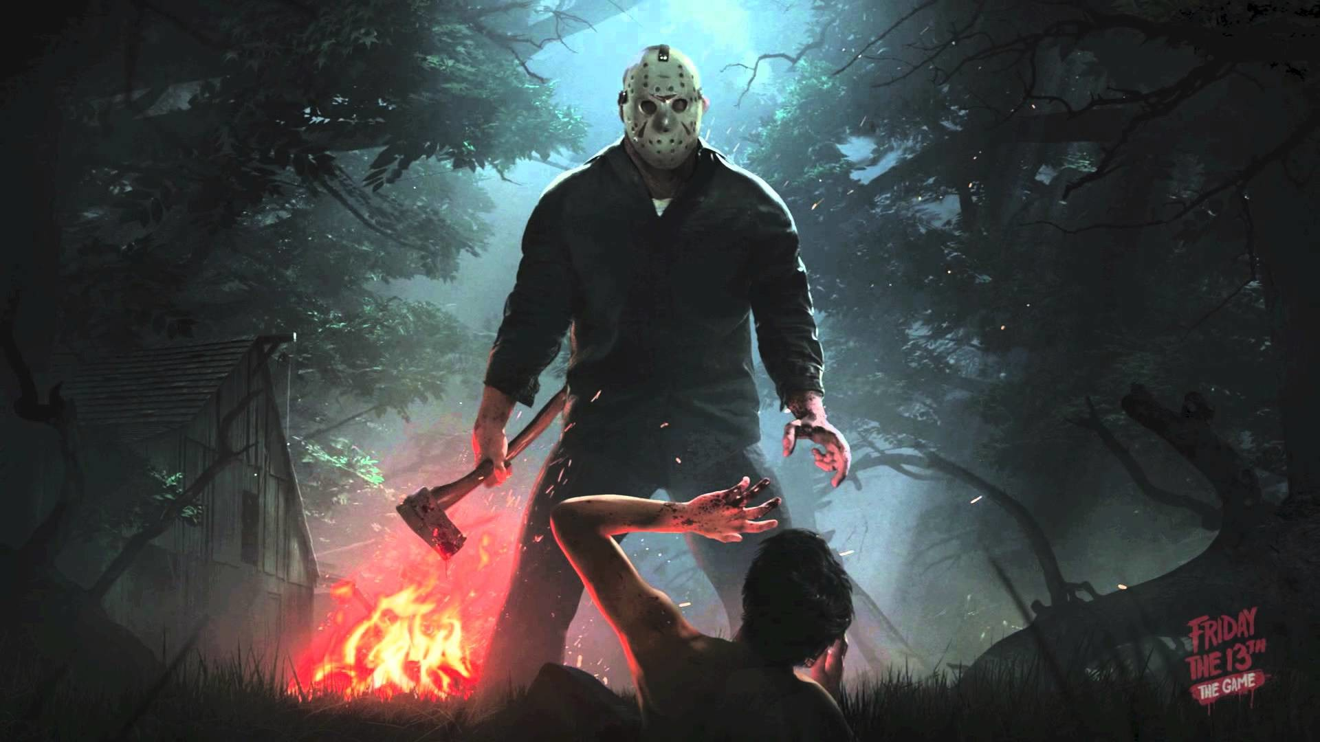 Friday the 13th The Game. Jason's coming!