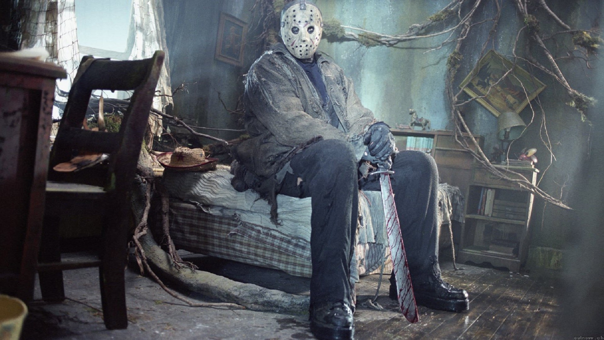 17 Friday The 13th (2009) HD Wallpapers