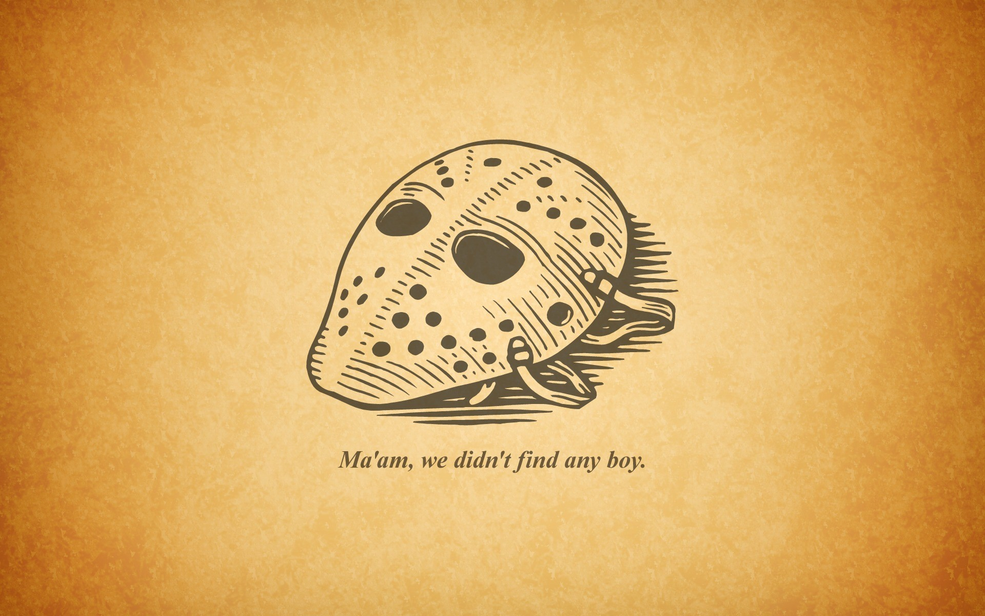 … Friday the 13th quote HD Wallpaper 1920×1200