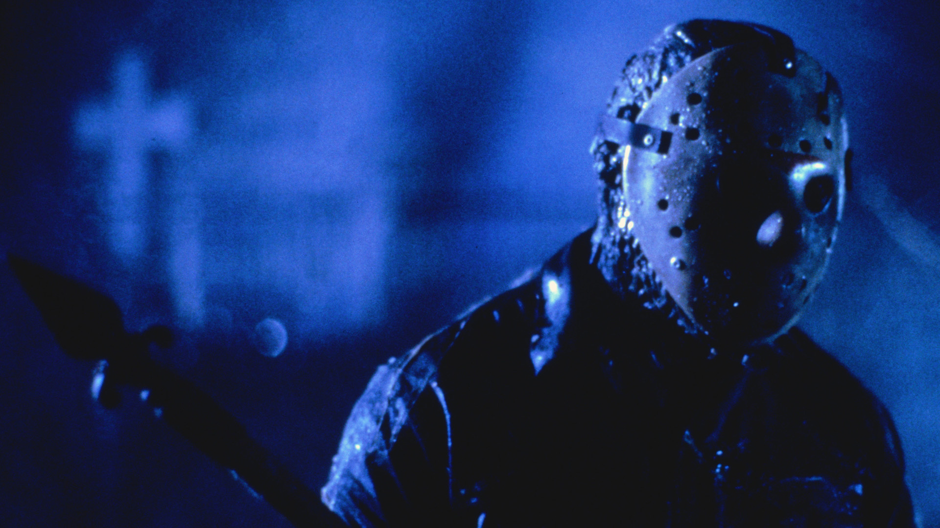 HD Quality Wallpaper | Collection: Movie, Jason Lives: Friday The  13th Part