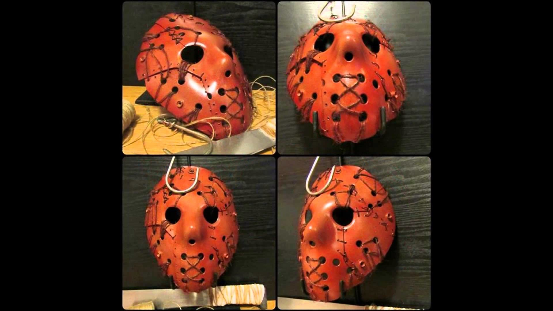 """""""Friday the 13th"""" – Montage list of Jason Mask collection – YouTube"""