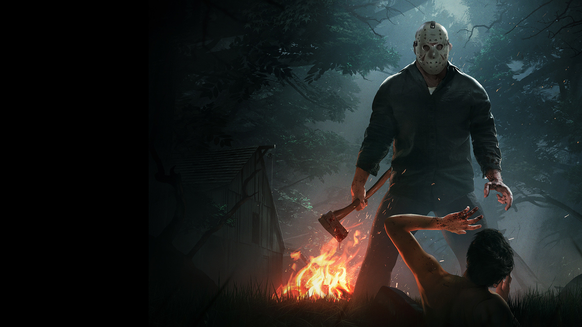 Don't scream: The new 'Friday the 13th' game is out today – Daily Tech Whip  | Daily Tech Whip