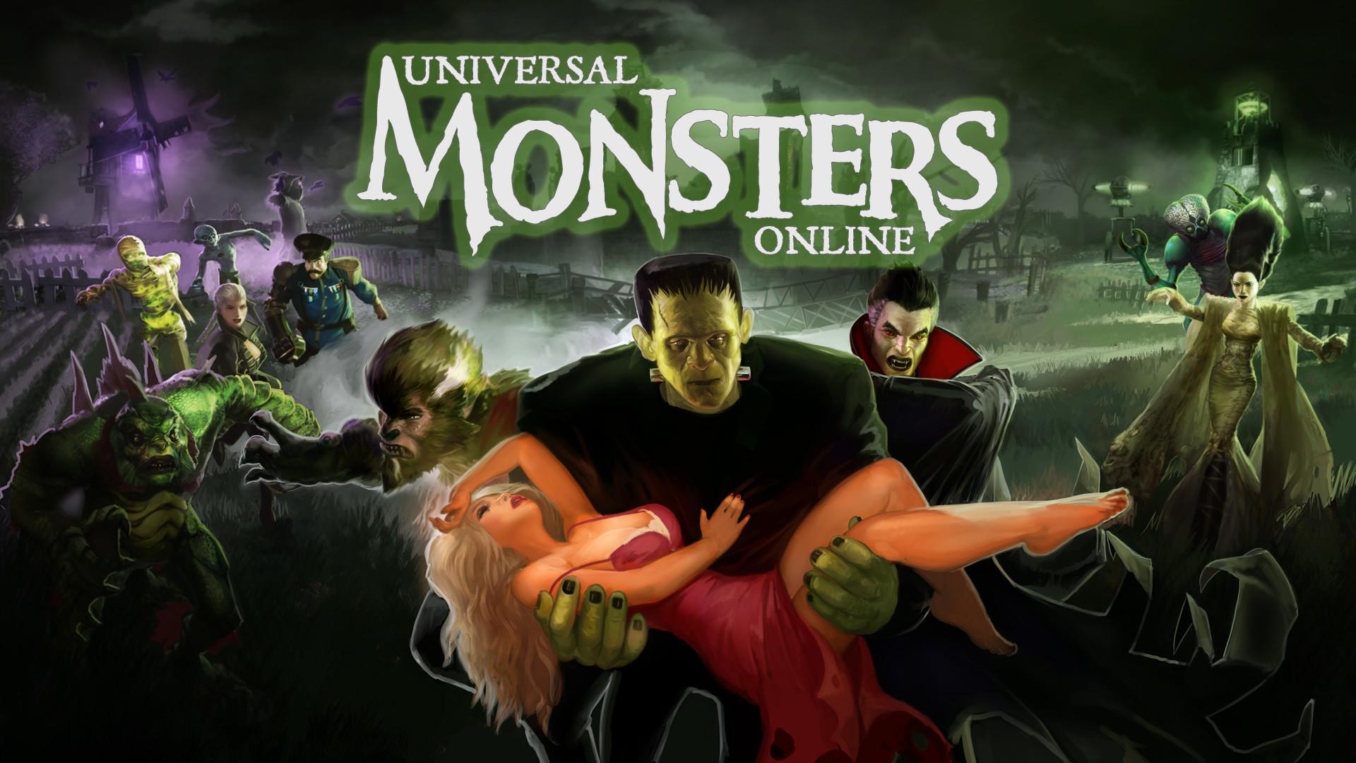 Universal Monsters (Team) – Comic Vine