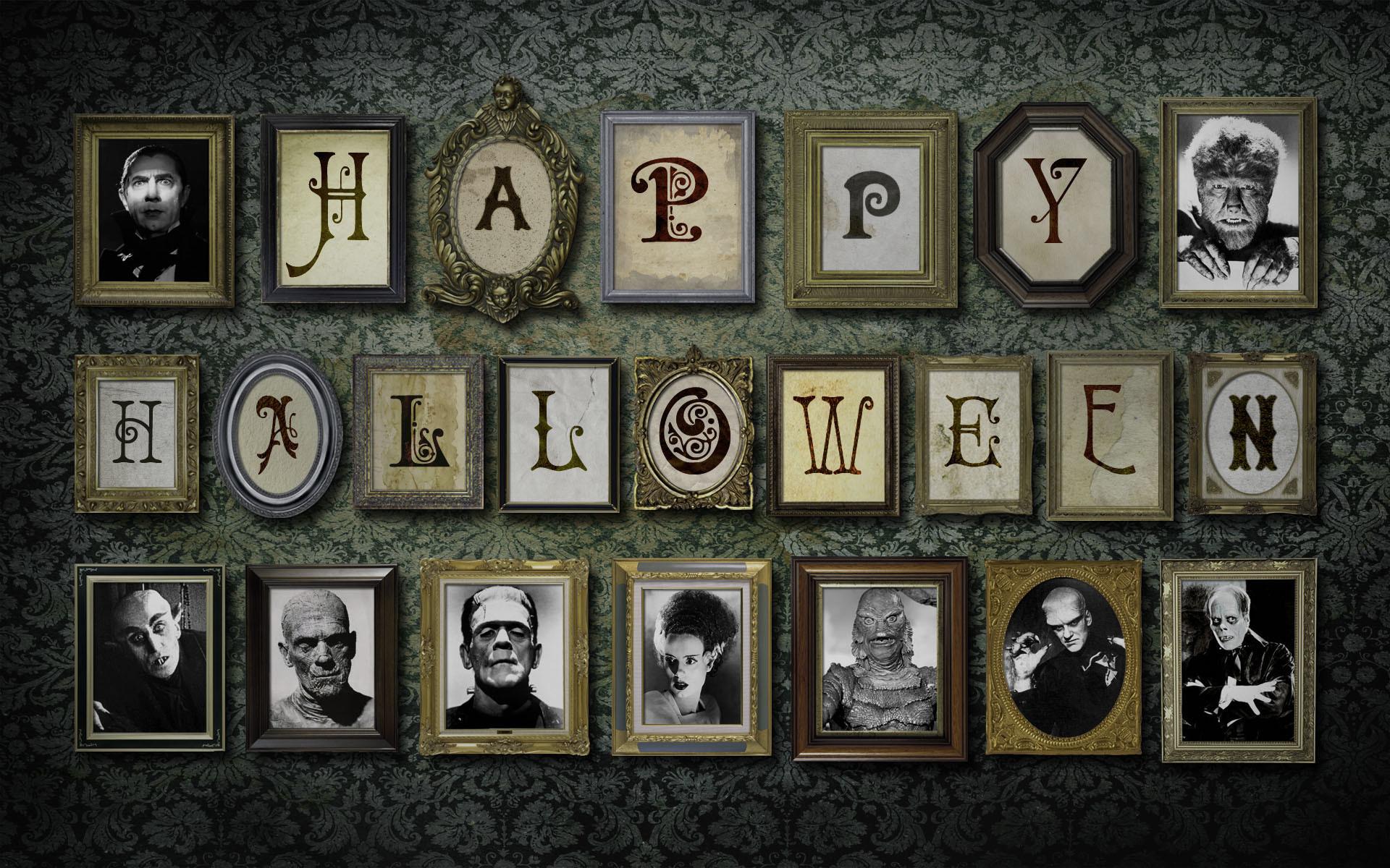 … Halloween Wallpapers For Desktop (14) …