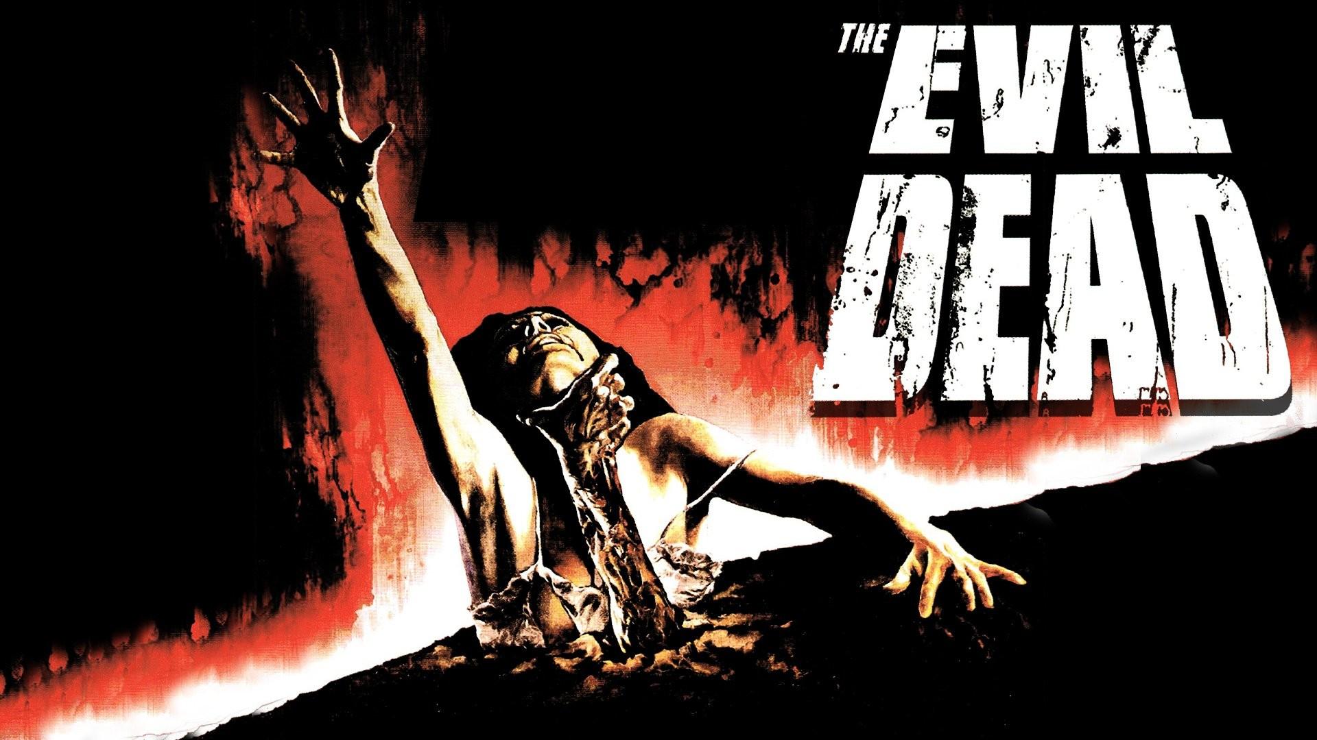 Evil Dead Wallpaper 1920×1080