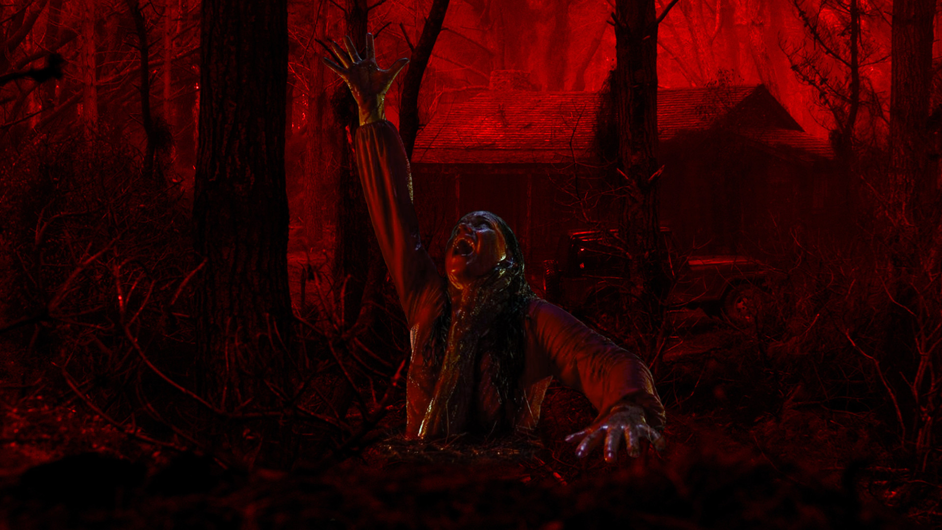 … Evil Dead 2013 Wallpaper by sachso74