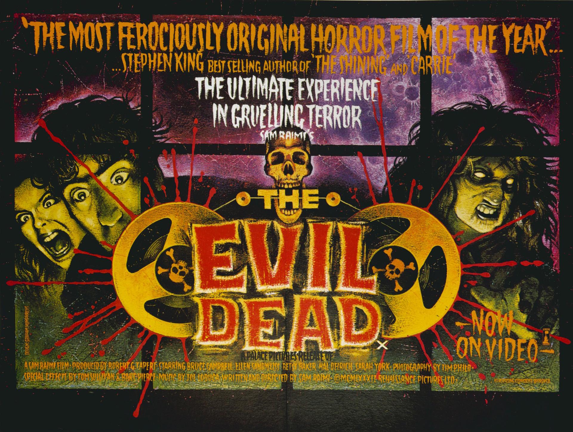 Movie – The Evil Dead (1981) Wallpaper