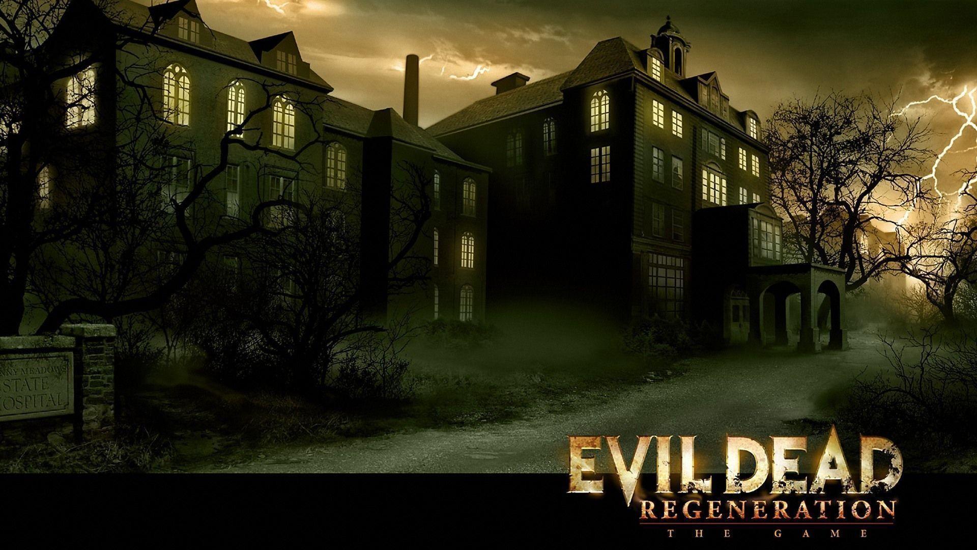 Evil Dead – Regeneration [Repack] (2006) PC Torrent   Download .
