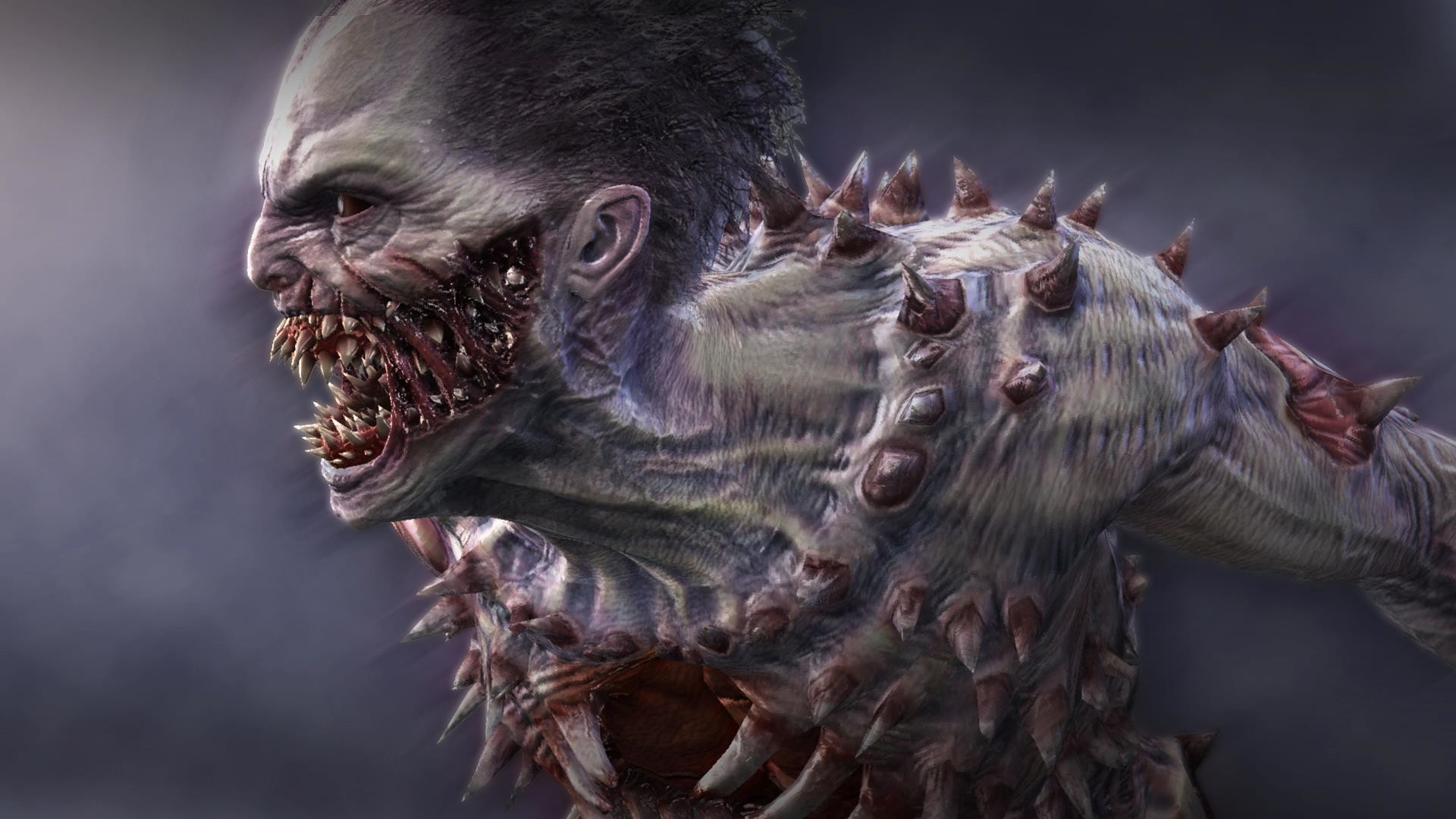 Video Game – Amy Distrubing Blood Scary Monster Demon Wallpaper