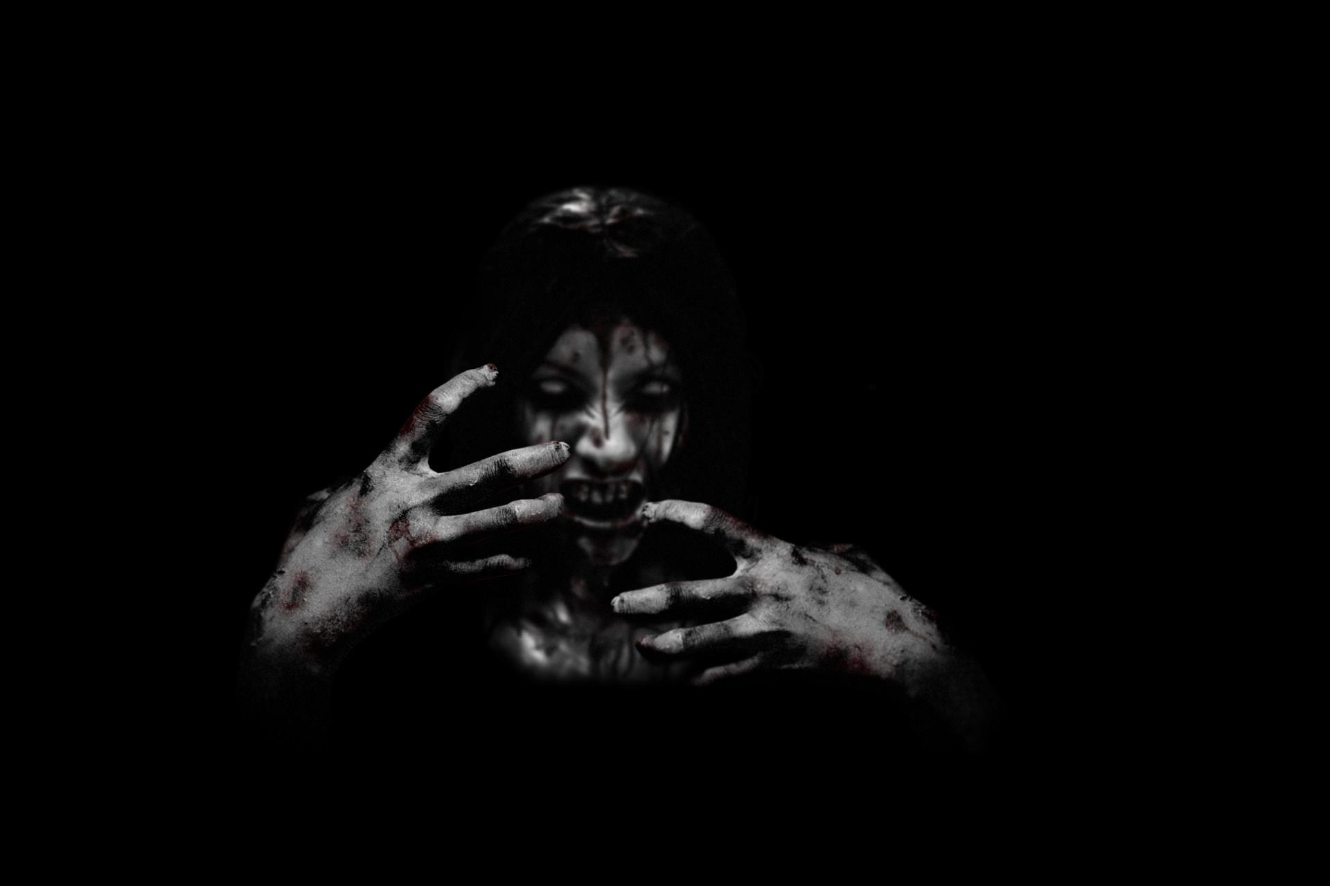 The House Creepy Black Movies Demon Blood Face Dark Horror Evil Monster  Wallpaper At Dark Wallpapers