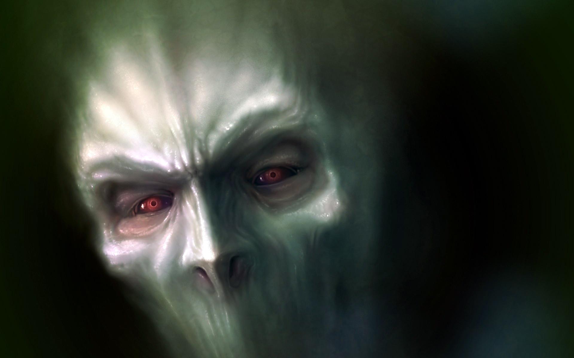 Monsters Face Glance Fantasy Monster Evil Horror Wallpaper At Dark  Wallpapers