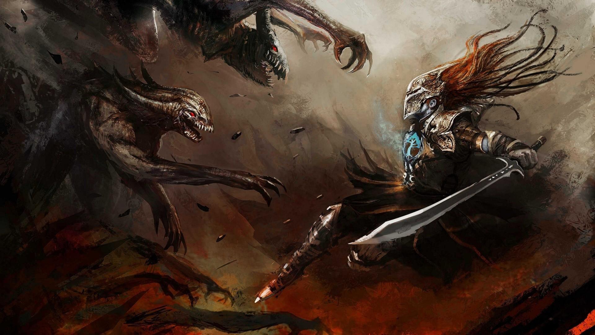 Fantasy Monsters