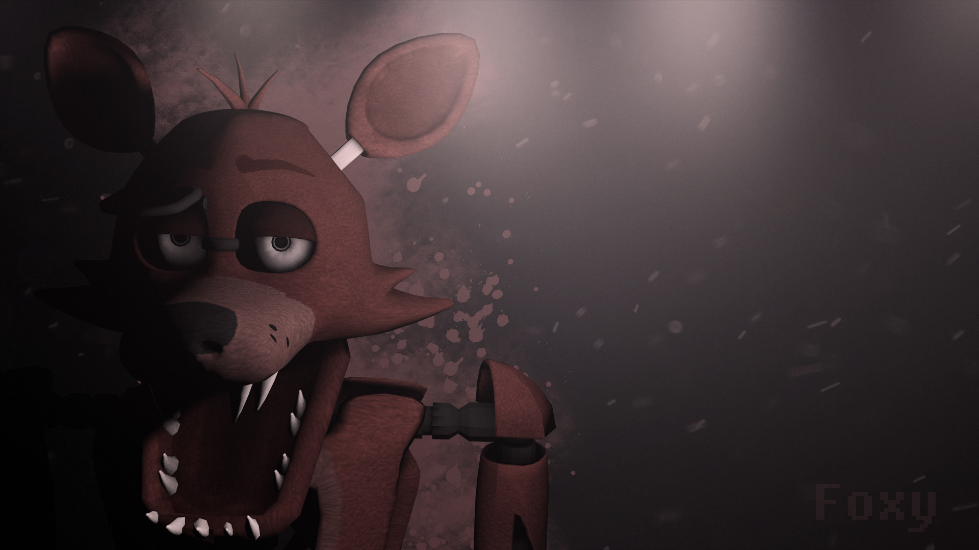 … Five Nights at Freddy's Foxy Wallpaper DOWNLOAD by NiksonYT