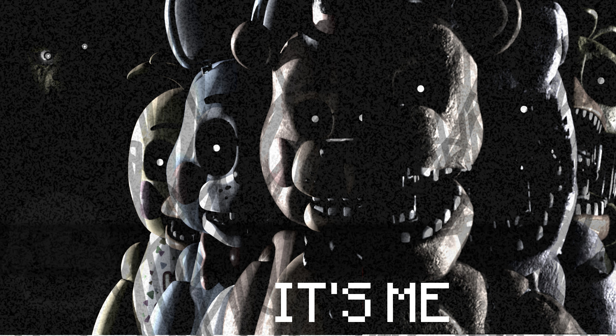 My Own FNAF Wallpaper. (You can download it if you'd like) …