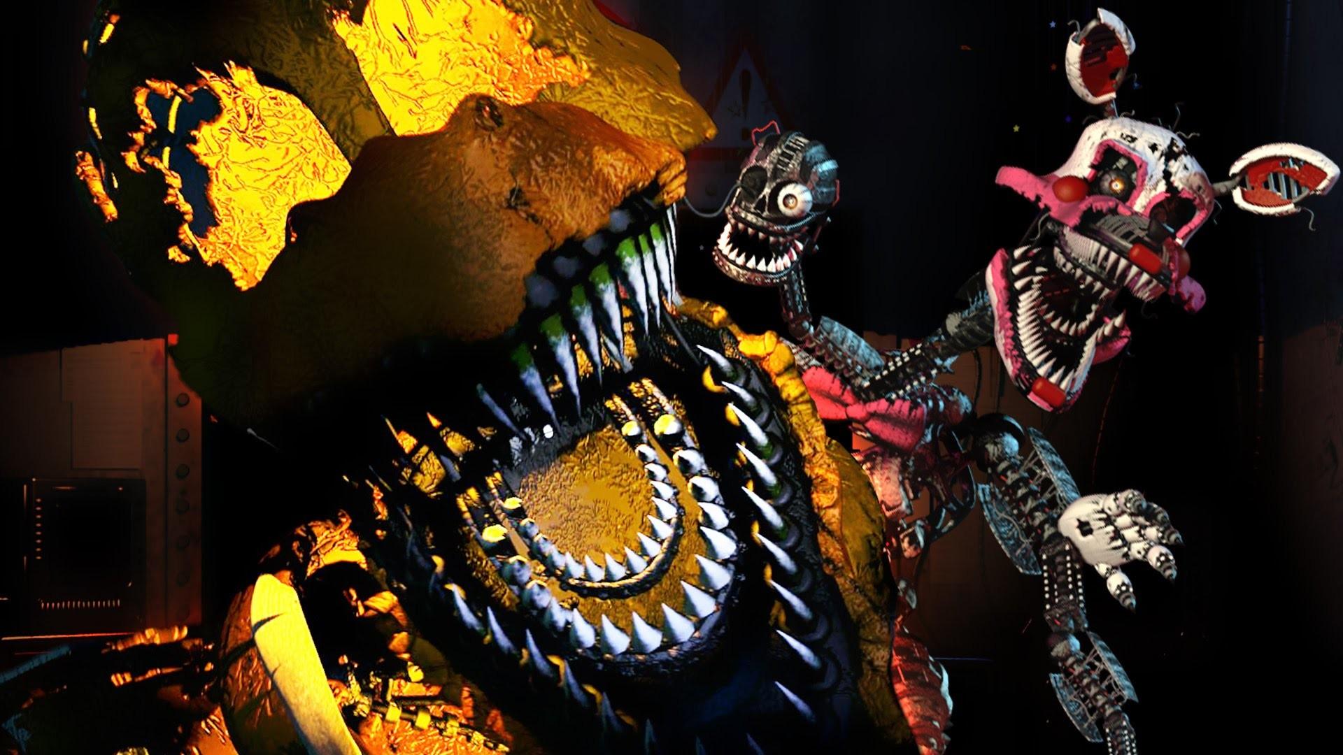 HAPPY HALLOWEEN   Five Nights at Freddy's Halloween Update – Part 1 –  YouTube
