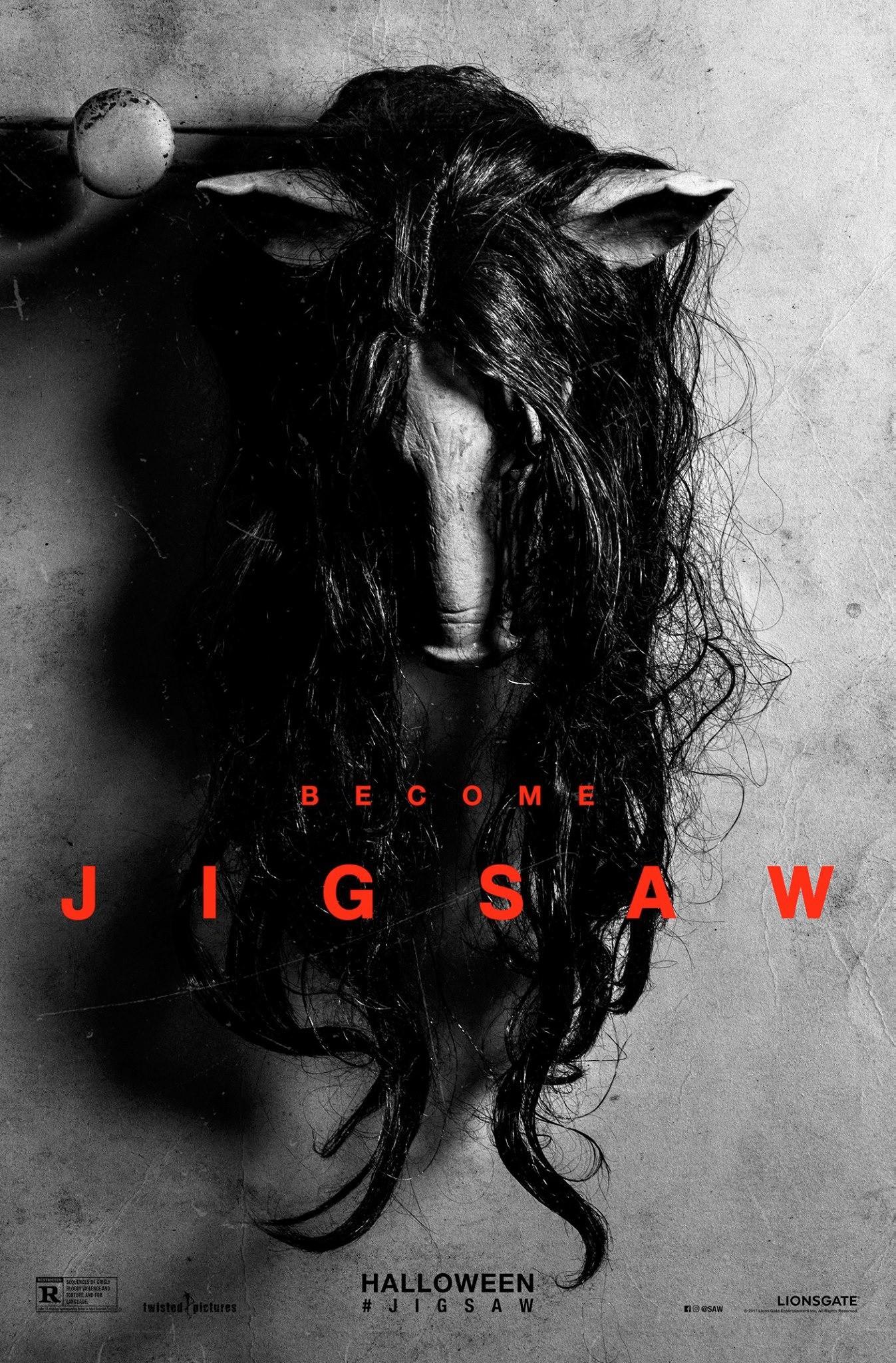 Jigsaw (2017) HD Wallpaper From Gallsource.com