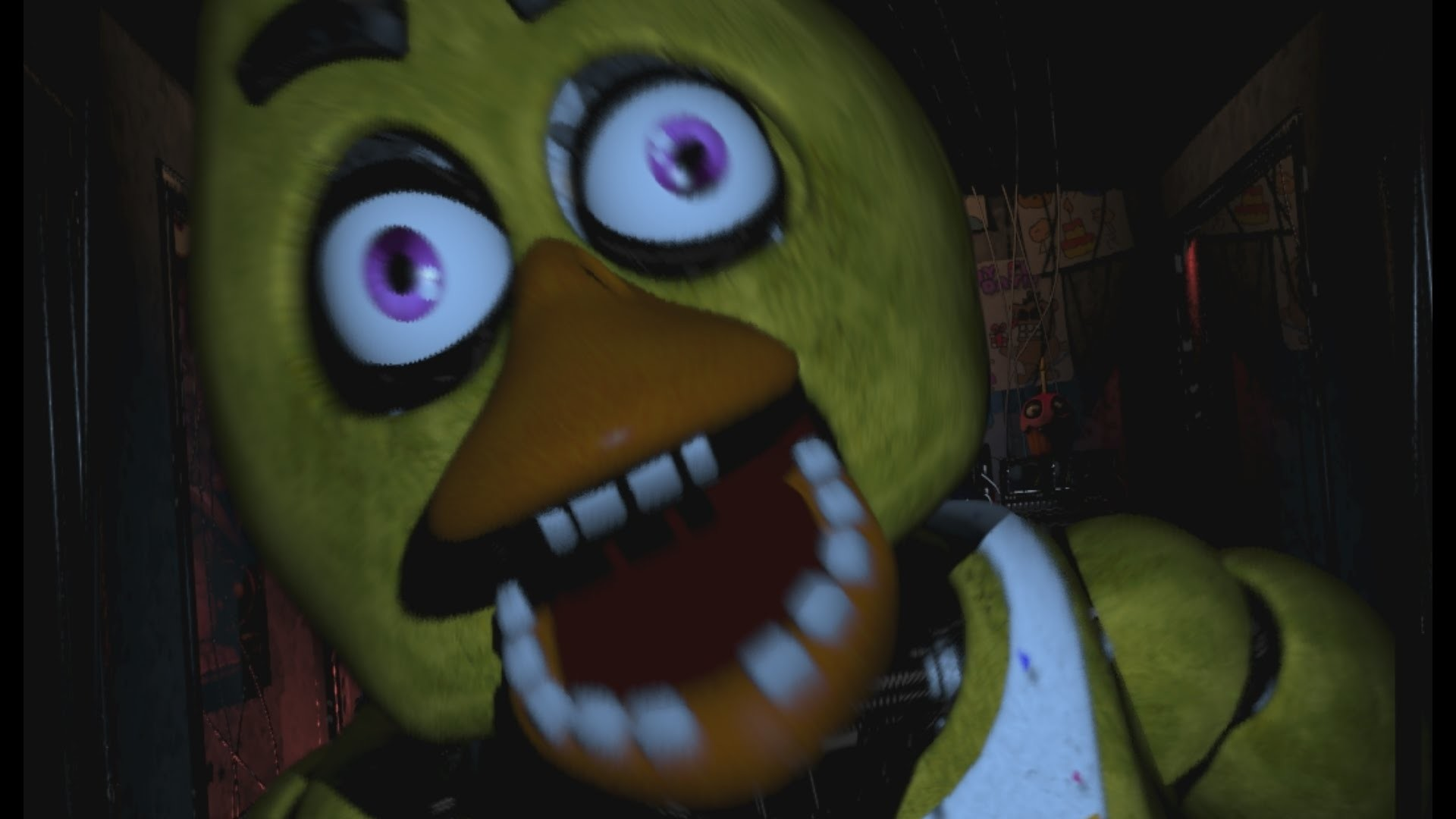 WORST JUMPSCARE I'VE EVER HAD – Five Nights at Freddy's – Part …