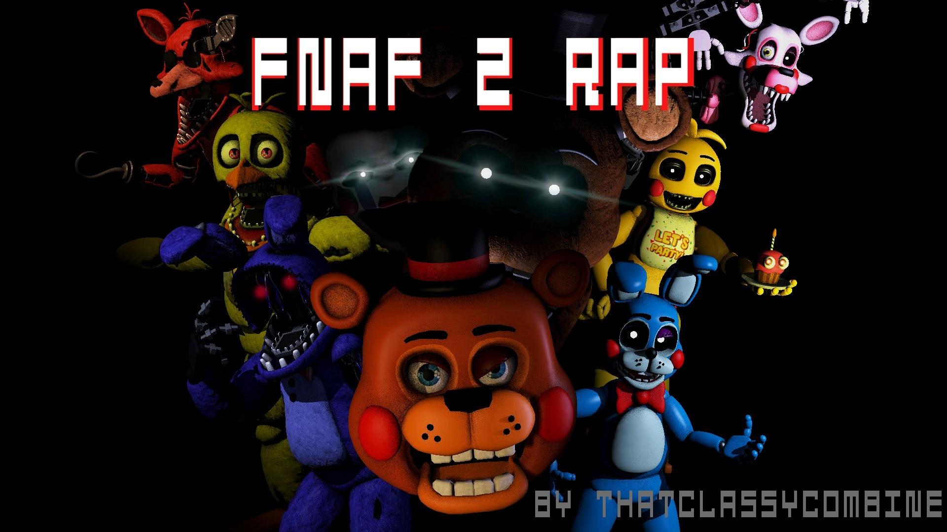 [SFM] FNAF 2 Rap Animated – Five More Nights – YouTube