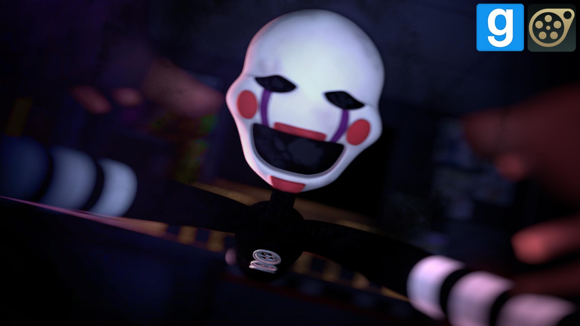 FNAF 2 – Puppet Master [DL] by WhiteSkyPony on DeviantArt