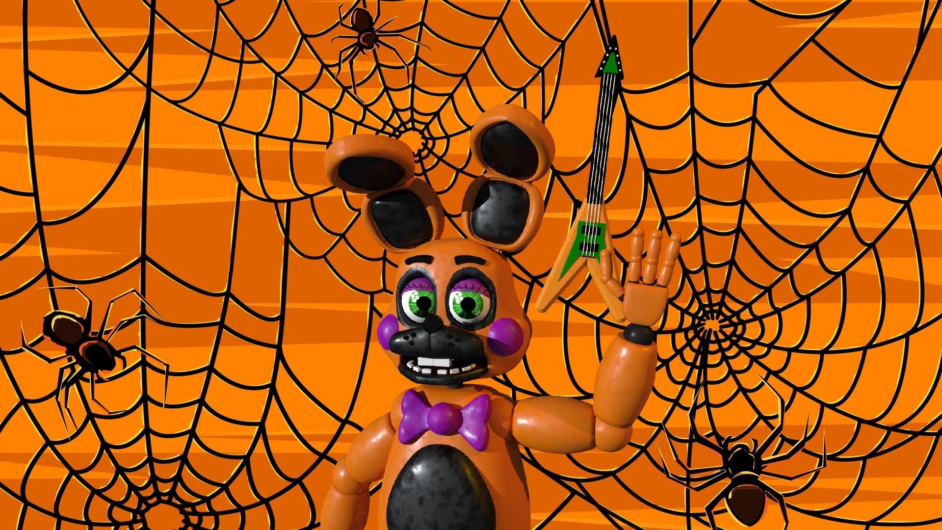 fnaf halloween wallpaper ;  6816174_wonderful_halloween_wallpaper_by_fnaf2master-d9ajda8