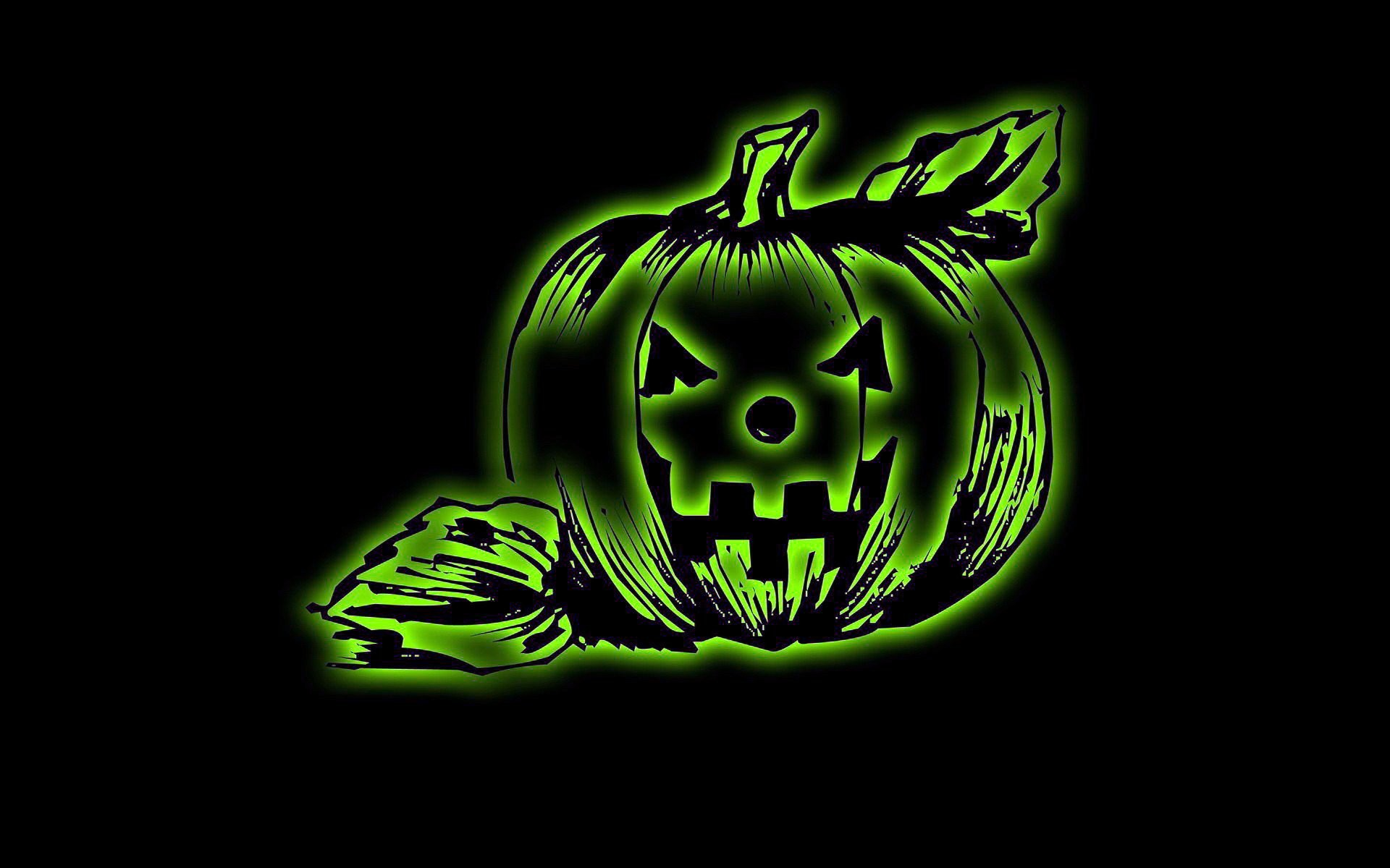 … Awesome Halloween Wallpapers (09) …