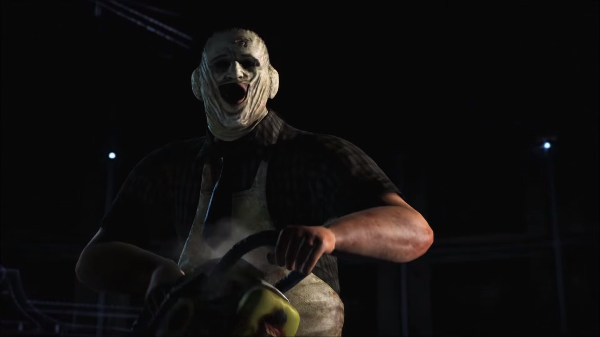 leatherface mkx game wallpaper – photo #11