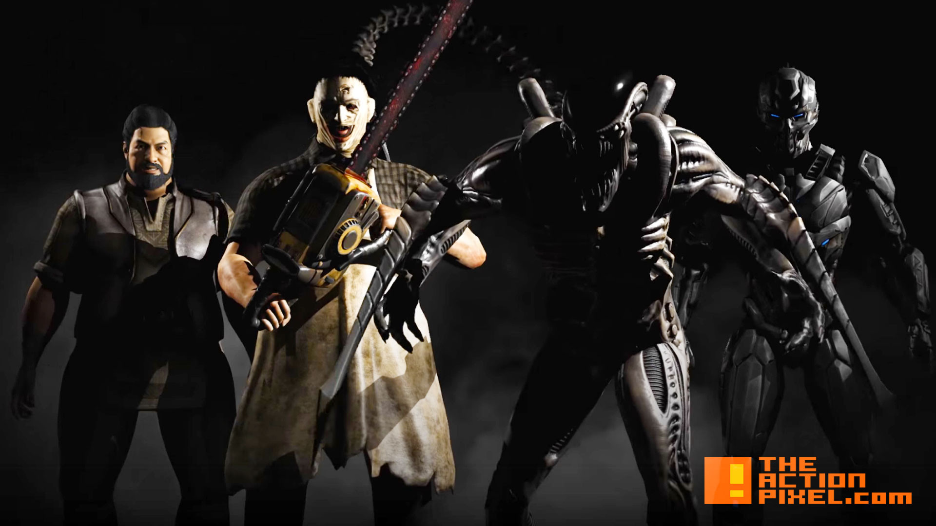 mortal Kombat Pack 2. the action pixel. netherealm studios. the action  pixel.