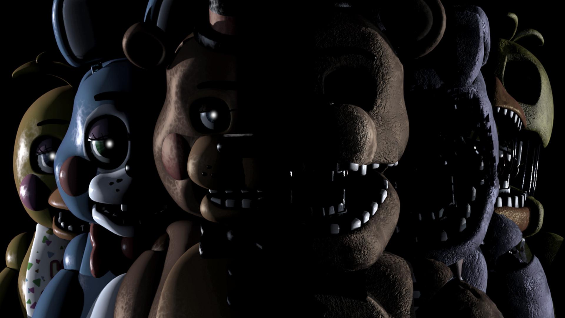 Five Nights at Freddy's Wallpaper 1080p (2)