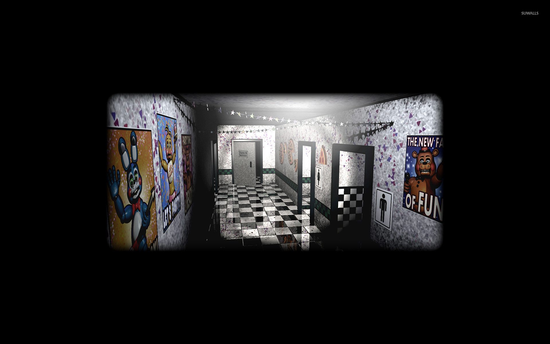 Five Nights at Freddy's [6] wallpaper jpg
