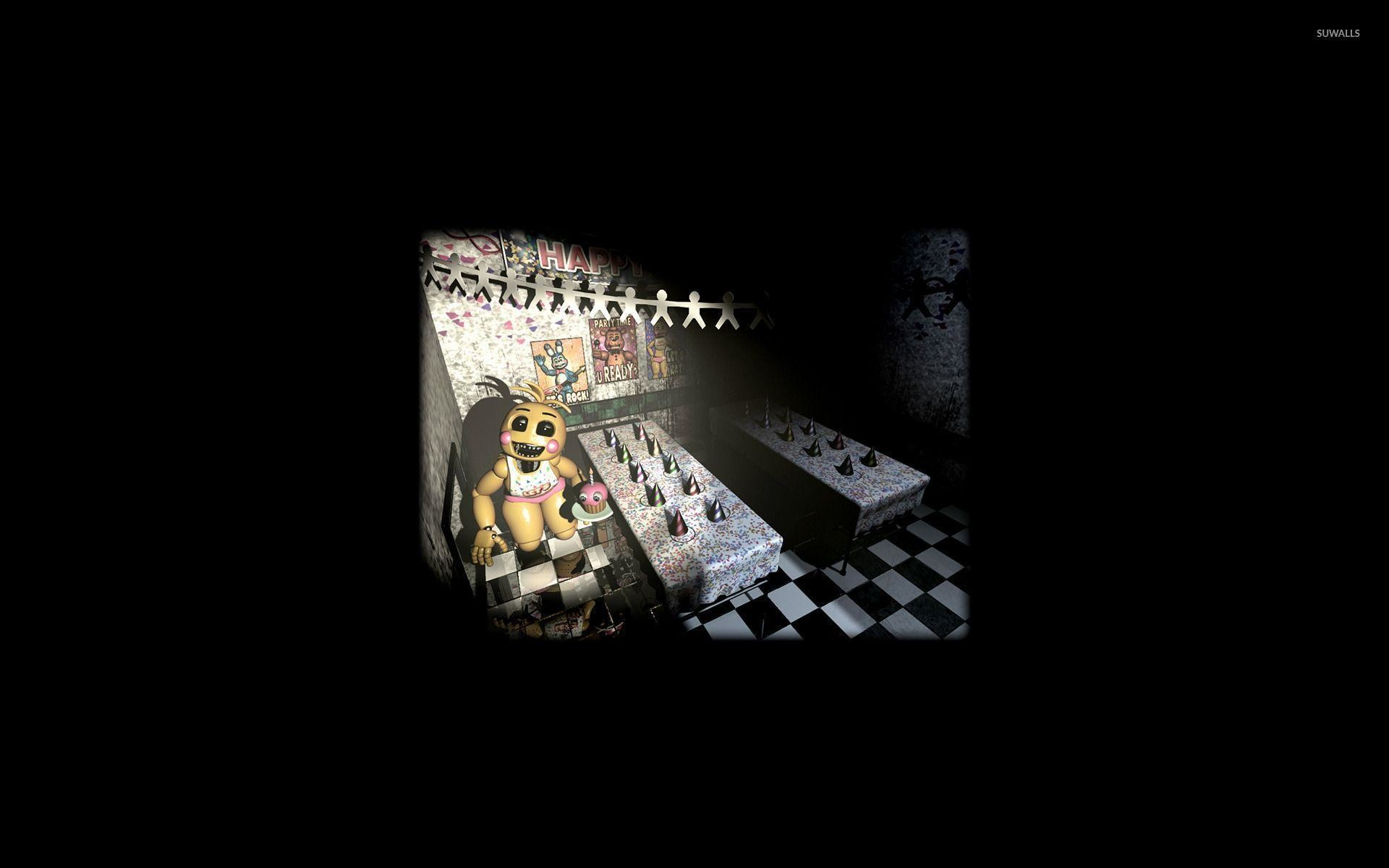 Five Nights at Freddy's wallpaper – Game wallpapers – #35600