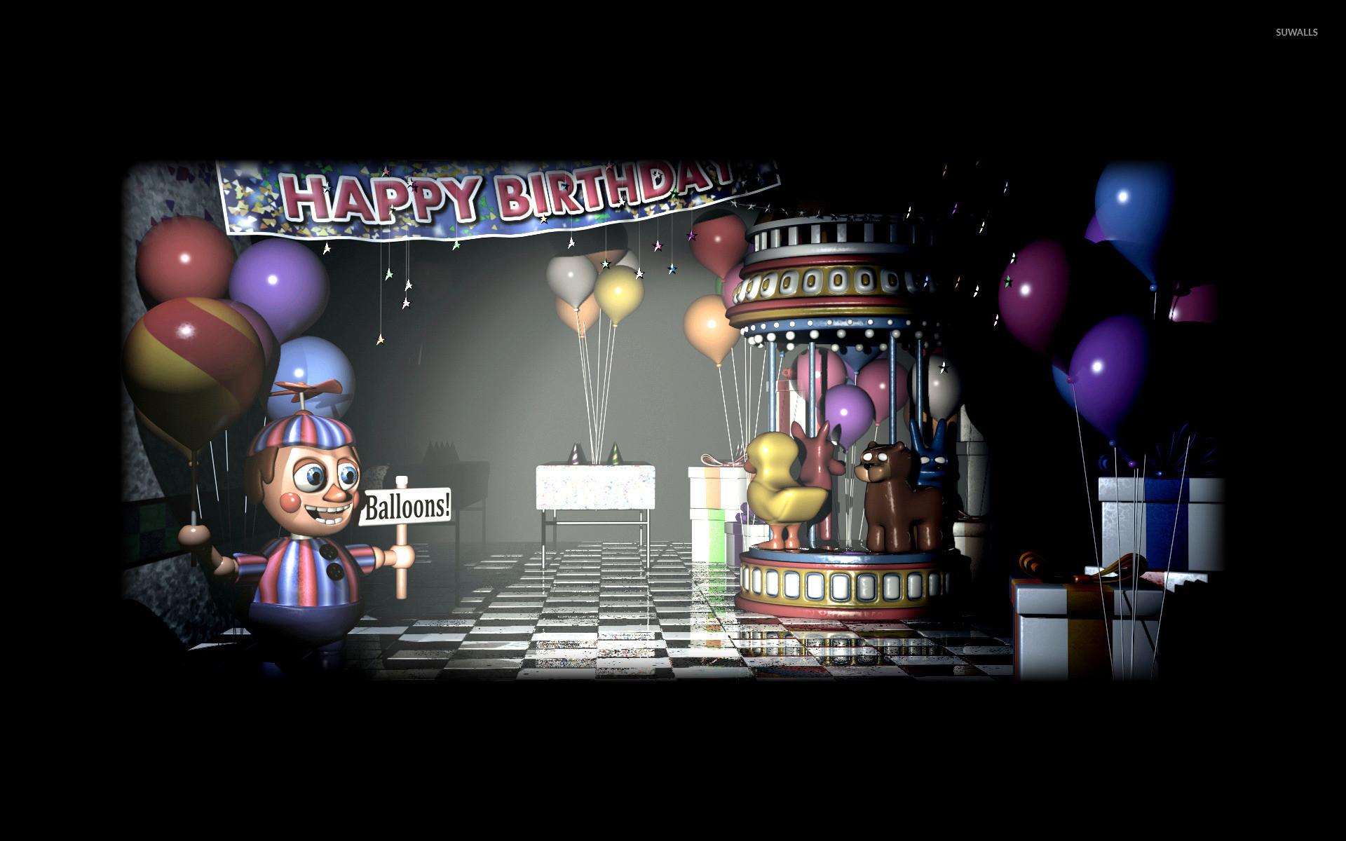 Five Nights at Freddy's [3] wallpaper jpg
