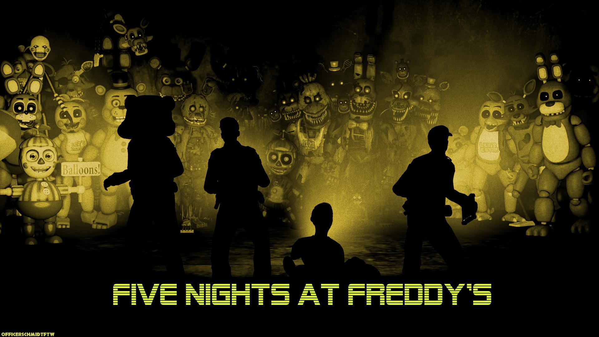 … OfficerSchmidtFTW Five Nights at Freddy's (SFM) by OfficerSchmidtFTW