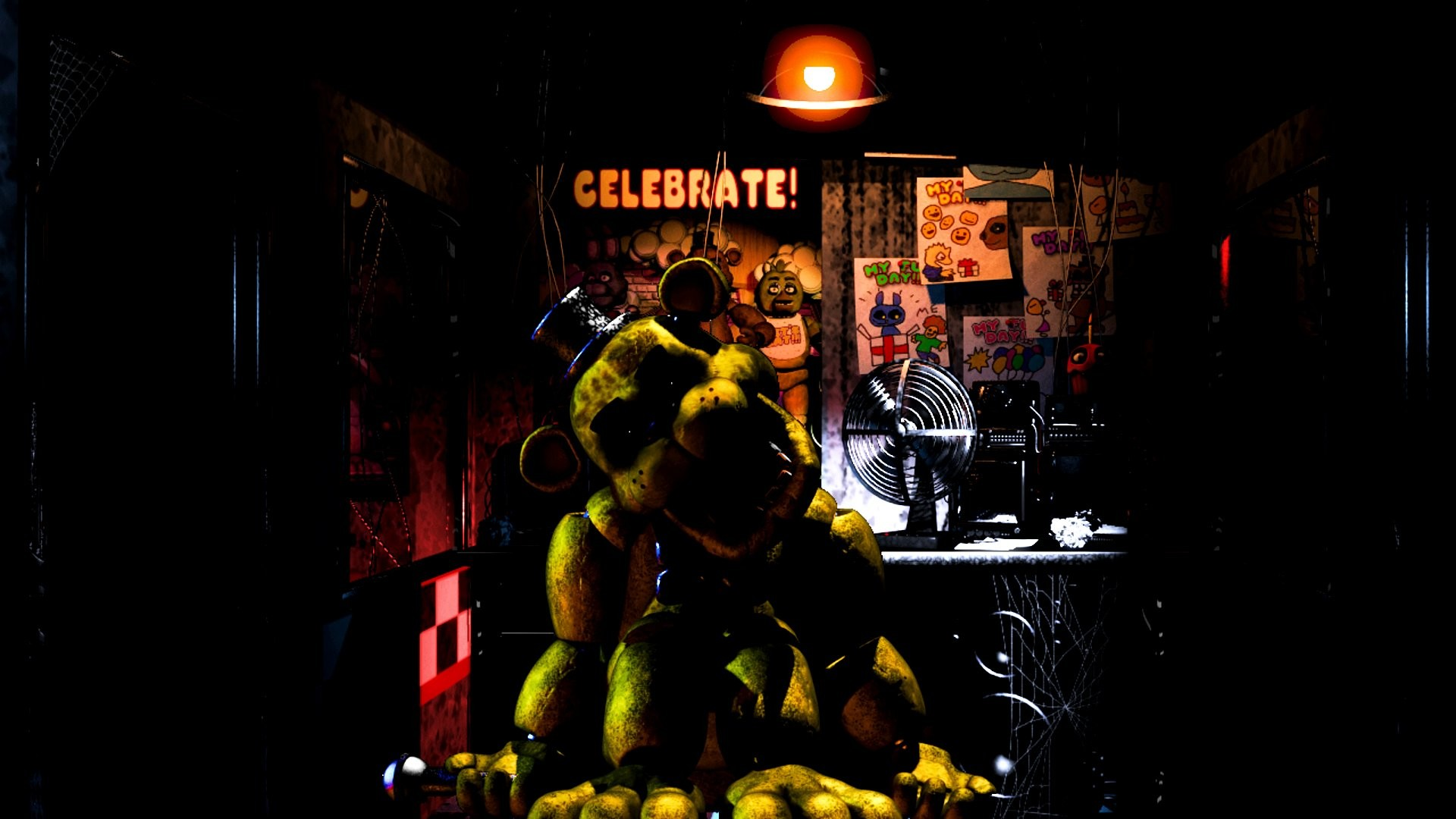 Five Nights At GOLDEN Freddy's wallpaper | | 615646 |  WallpaperUP