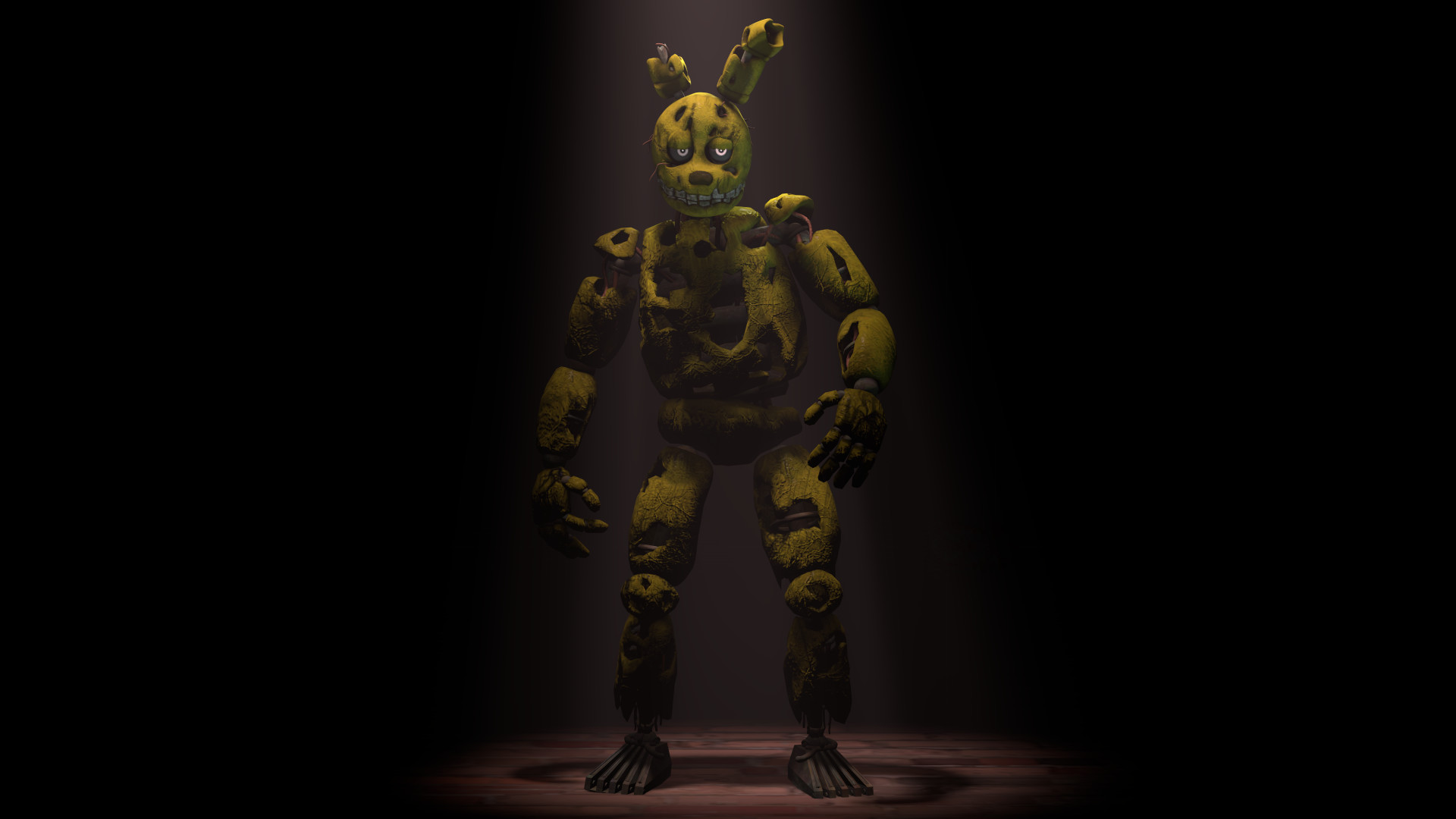 Five Nights at Freddy's 3 Game Character