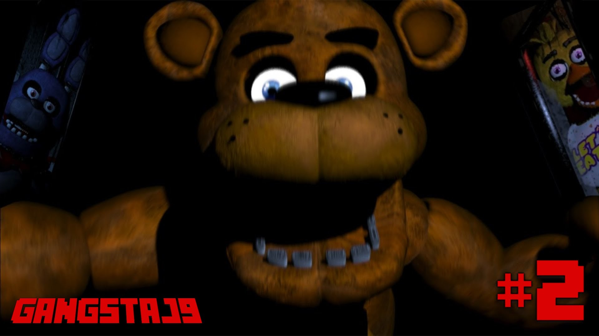 Five Nights at Freddy's #2 – FREDDY DOESN'T MOVE?!