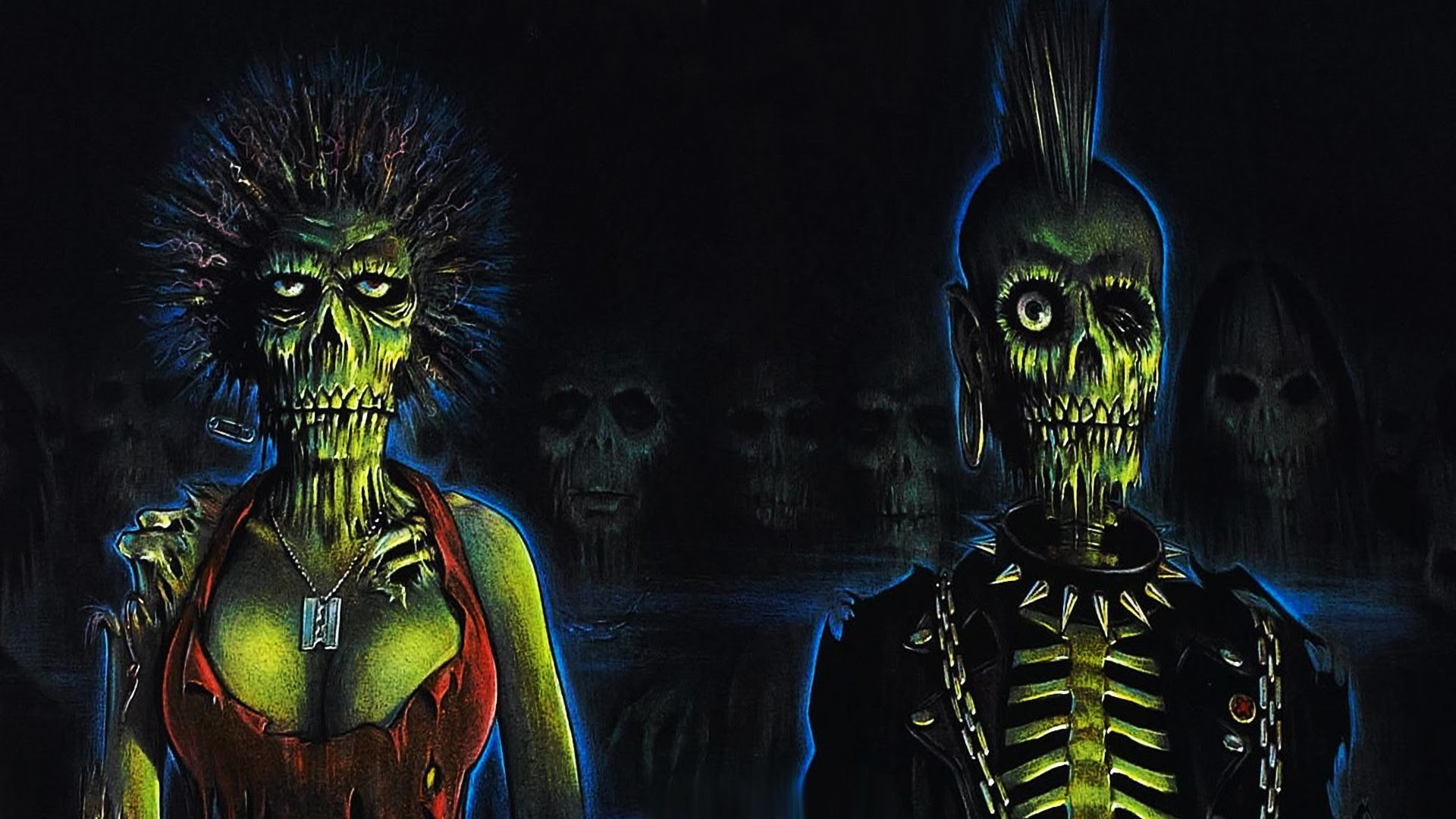Horror Classics: The Return of the Living Dead   Editorial   Critical Truth