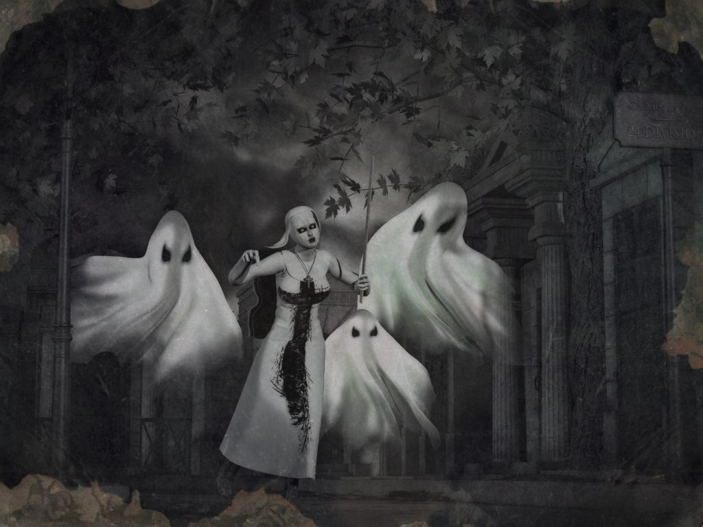 Halloween Dark Horror Ghost Occult Witch Satanic Gothic Wallpaper At Dark  Wallpapers