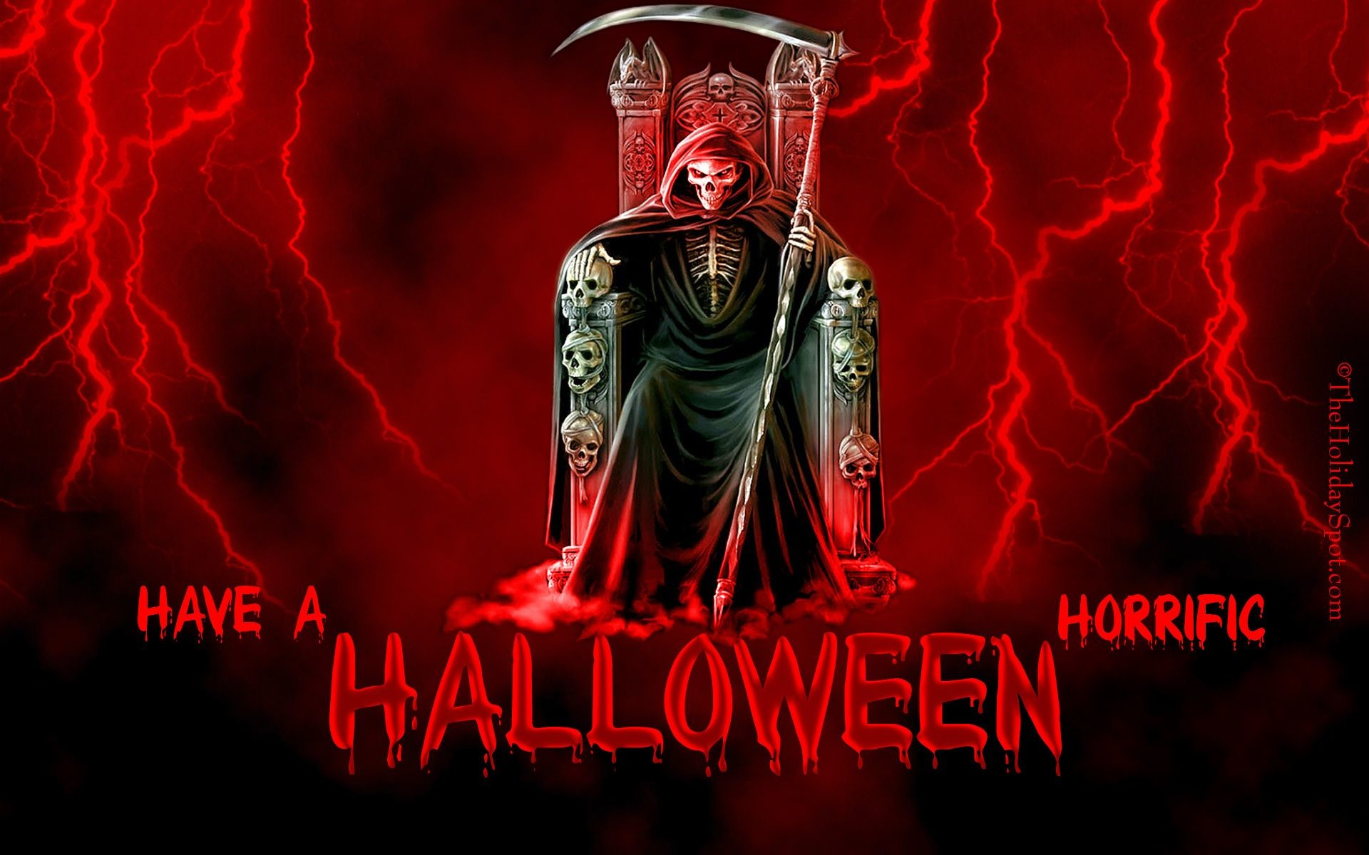 Scary Happy Halloween Ghost – Festival Collections