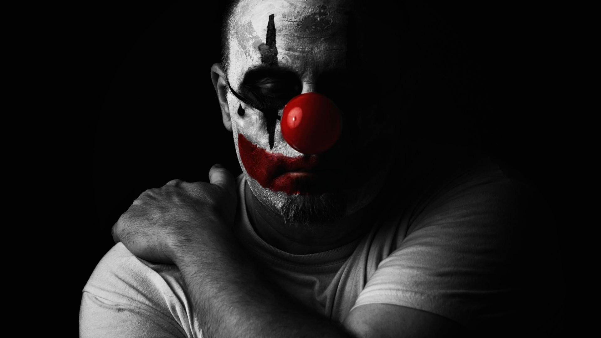 HALLOWEEN clown dark wallpaper | | 498651 | WallpaperUP