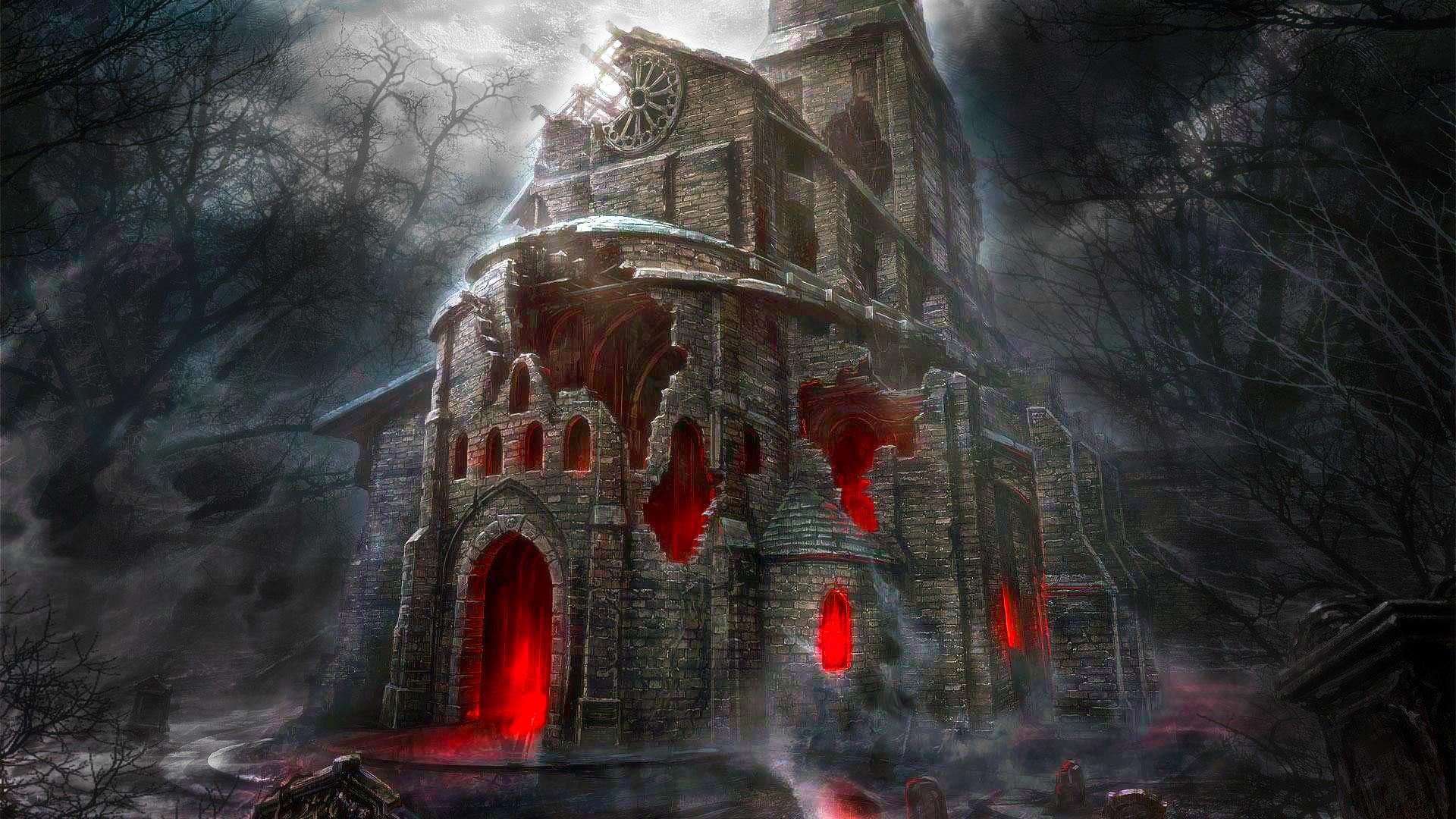 Halloween Horror HD Wallpapers | HD Wallpapers | Pinterest | Hd wallpaper,  Wallpaper and Monsters