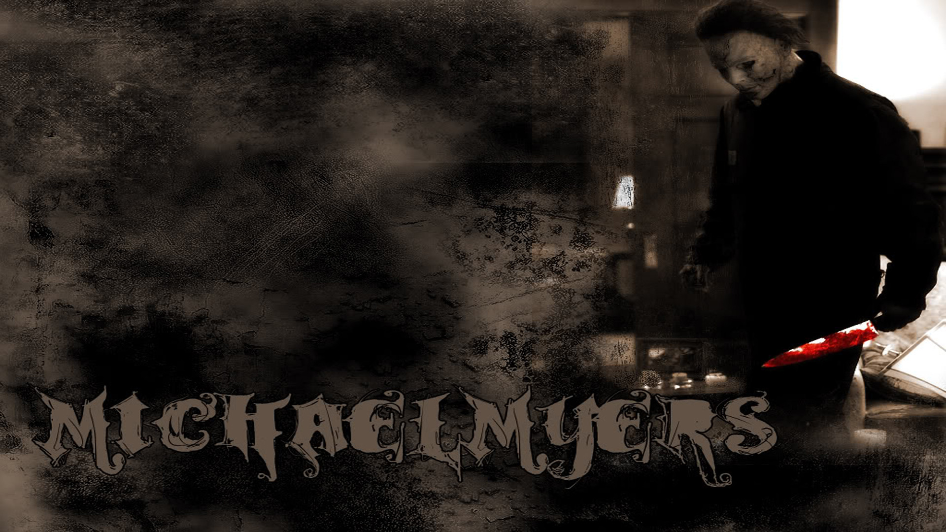 viewing michael myers hd wallpaper color palette tags michael myers .