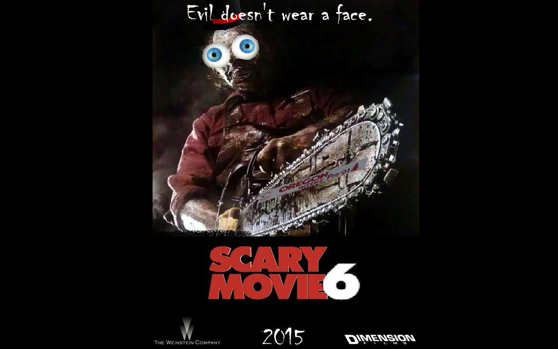 Scary Movie 6 poster · Desktop WallpapersScary MoviesPoster
