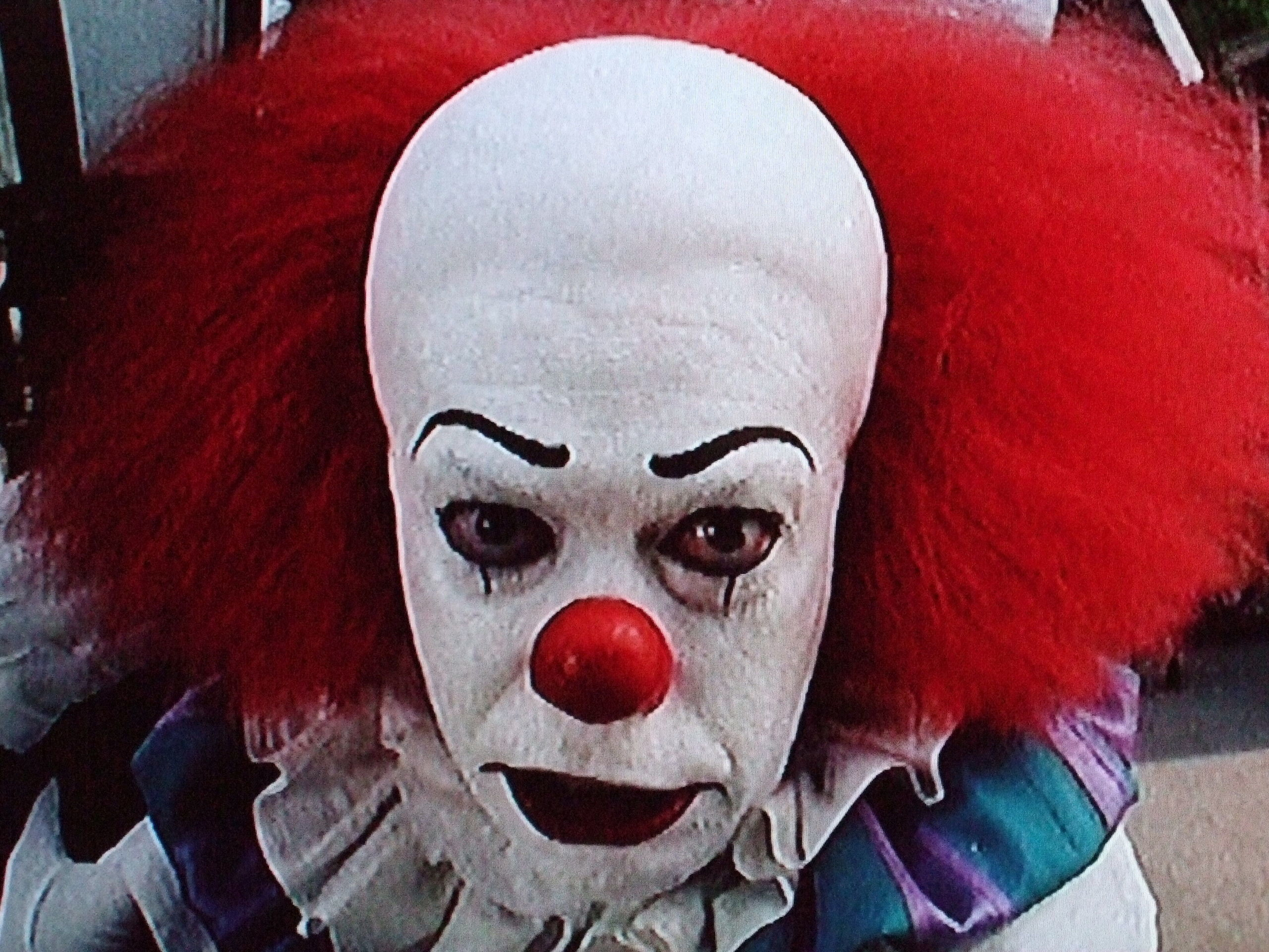 Pennywise The Clown Has Been Cast In Stephen King's It ..