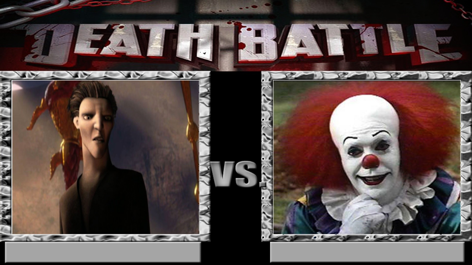 Pitch Vs Pennywise by Normanjokerwise Pitch Vs Pennywise by Normanjokerwise