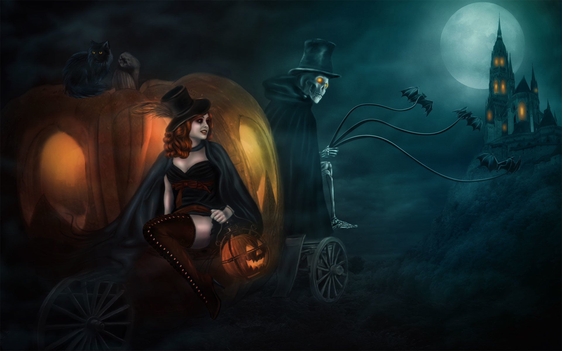 Halloween 2014 Wallpaper HD