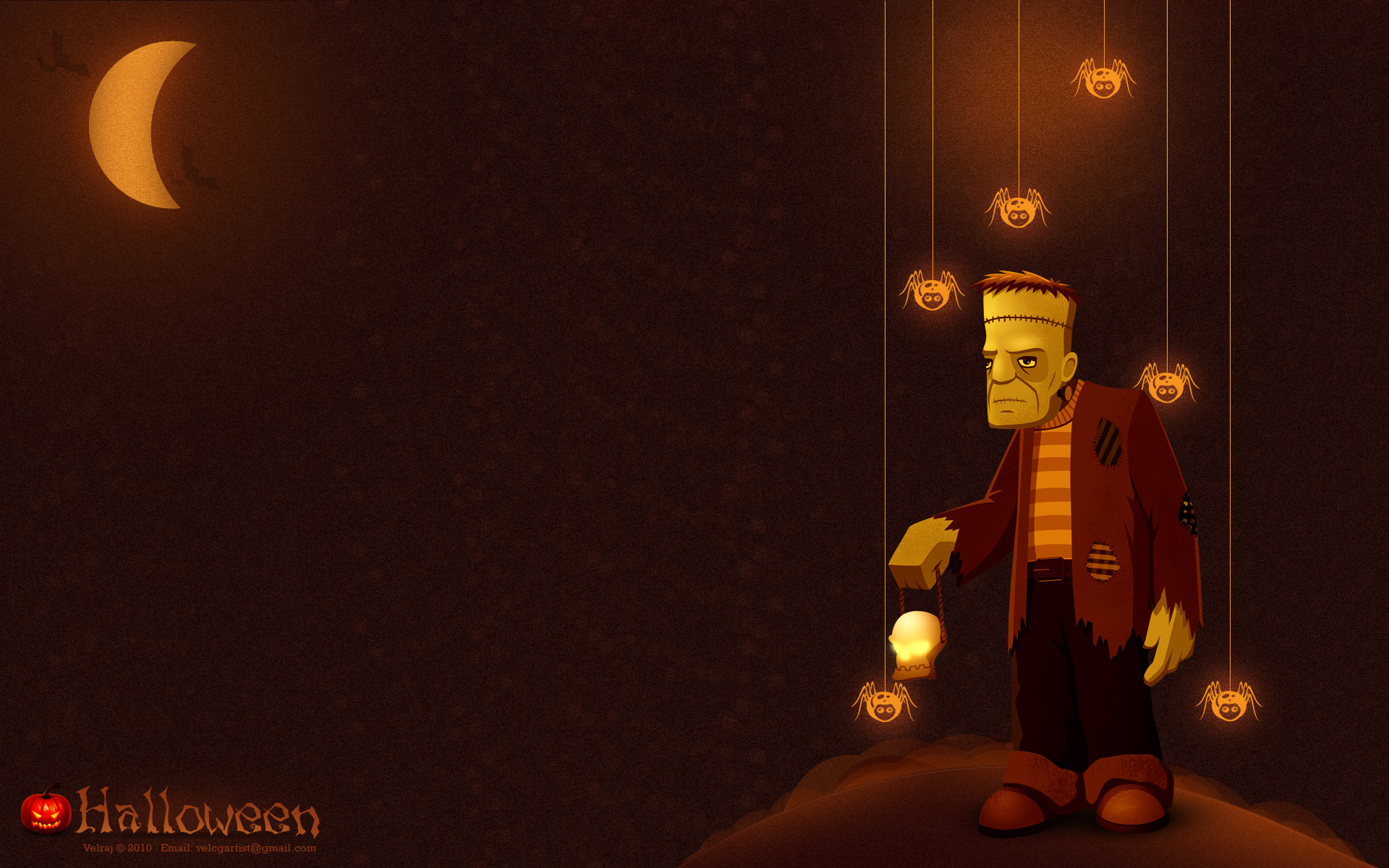 Scary Halloween Hd Wallpaper Addams Family Lurch Horror Wallpapers For .